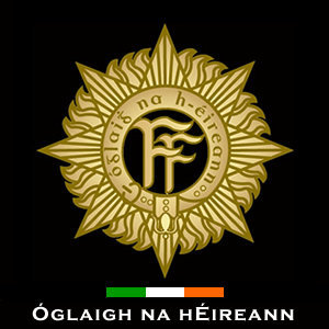 Defence Forces Training Centre Co Kildare - Ireland - Logo